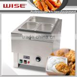 Top Performance Efficient Water Bath Electric Bain Marie Food Warmer As Hotel Equipment