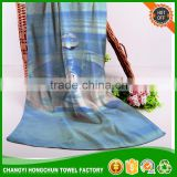 factory sale Beach Towel With Pockets
