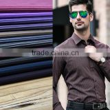 2015 New style!Italian cotton shirt fabric