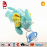 Manufacturer high quality baby supplies plush Pacifier clip                                                                         Quality Choice