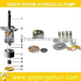 NACHI PVD2B HYDRAULIC PISTON PUMP SPARE PARTS