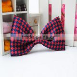wholesale custom design bow ties hair accessories for girls