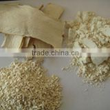 White color New horseradish root powder