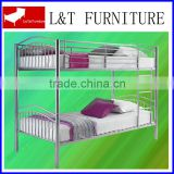 pull out cheap bunk bed/metal bunk bed