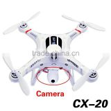 2015 new CX-20 Auto-pathfinder drone with GPS FPV quadcopter CX-20 VS Walkera QR X350 pro DJI phantom RC quadcopter