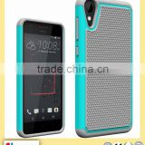 Football Texture Rubber Hybrid Hard Silicone Shockproof Case Cover For Cell Phones Smartphones HTC 825