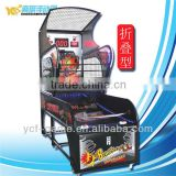 Shooting Hoops !Arcade amusement street basketball game machine