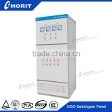 Low voltage reactive power compensator 380V switchgear cubic