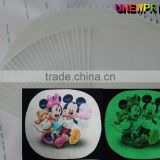 Fluorescent t-shirt heat transfer paper/transfer paper for canon printer/thermal transfer paper/transfer paper for cotton