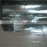 Metalized Aluminum woven foil insulation