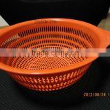 high quality good design origan hollow out plastic basket mould
