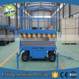 Hot sale True win widely used Mobile Electric Hydraulic Scissor Lift platform made in China