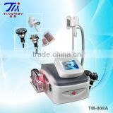Fat Reduction 2016 Cryolipolysis Cold Body Sculpting Machine&cavitation Rf /cryotherapy Fat Freezing Machine Body Slimming