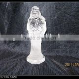 wholesale nature white the blessed virgin mary crystal for decoration