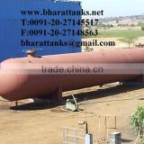 oxygen gas tanks