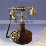 Telephones antique design