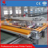 Y customized automatic textile screen printing machine