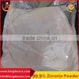 Supply High 99.9% ZrO2 Nano Zirconia Ceramic Dental Powder