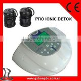 2013 Pro Ion Detox Foot Spa Bath Aqua Ion Chi Cleanse BD-A008
