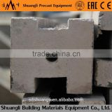 cement pillar/fence post/precast concrete fence mold