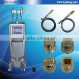 2014 newest radio frequency acne scars with 2 professional treatment handles