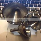 funnel set stainless steel