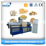 stainless steel New Condition Soybean Machinery Type Tissue soya protein processing line