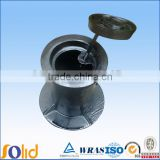 round Cast Iron/Grey Iron/Ductile Iron Surface Box made in China