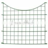 HOT SALE chain link wire mesh garden fence with fence gate
