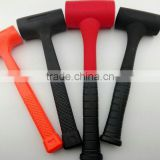 China factory about 24oz dead blow hammer multi tool with hammer types of hammers with free samples mallet hammer