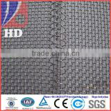 factory price bird cage crimped wire mesh / 304 stainless steel filter mesh screen