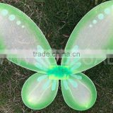 new cute baby lime pixie butterfly wings