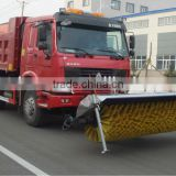 SINOTRUK HOWO Snow Sweeper