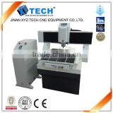 cnc marble engraving machine XJ6060 Mini CNC Router Wood Metal Marble Machine