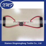 Fitness Rubber Cord with handle/ Exercise rubber cord/Bungee cord