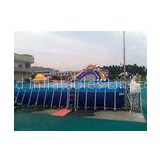 Customized Children Inflatable Swiming Pool For Games / Business