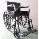 America Best Selling Wheelchairs With Full Armrest And Mag Wheels