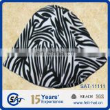 Inquiry about 100% printed wool felt hat body, hoods, capline, different sizes and weight are available