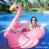 2017 giant inflatable pool float flamingo