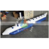 2016 new design inflatable banana boat