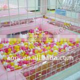 AOQI inflatable toy good quality colourful ball pool inflatable swimming pool for kids