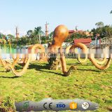 KAWAH Realistic Animatronic octopus sculpture for park