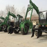 4x4 sugarcane loader sugarcane grab loader in stock same John Deere