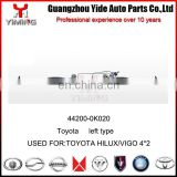 44250-26491 steering rack for HILUX VIGO 2wd, 44200-0K020, LHD