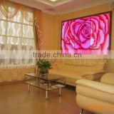 LED art glass light panel