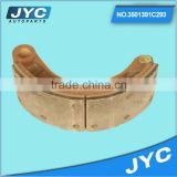 3501391C293 brake shoe machine produce brake shoe