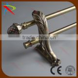 Tension rod curtain rod metal curtain rod for home window decoration