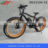 electric bicycle shaft drive with lithium battery