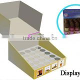Paper displayer box for e-liquid bottle,display canton/box