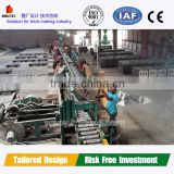 Mejor maquina y horno para hacer ladrillo fully automatic clay brick making machine in india